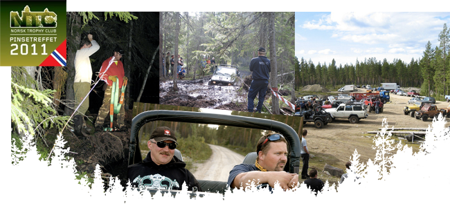 Vi inviterer til Pinsetreffet 2011 på Wolfroad!