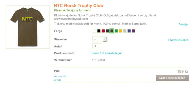 NTC-tee
